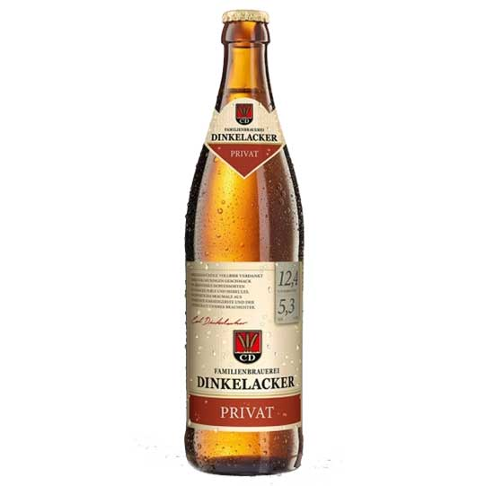 Dinkelacker Privat 50cl