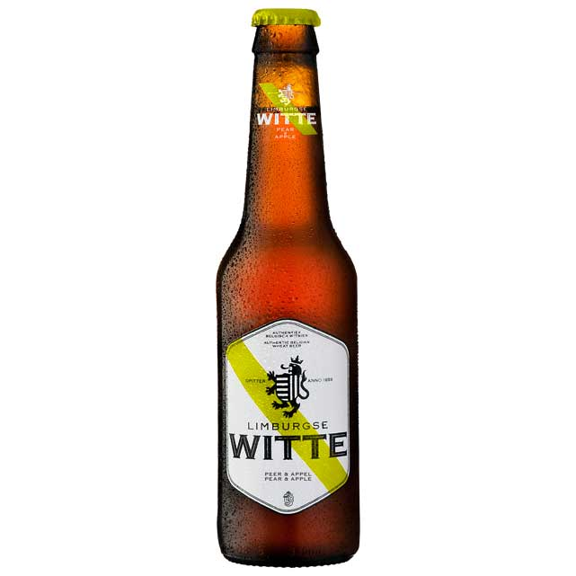 Limburgse Witte Pear and Apple